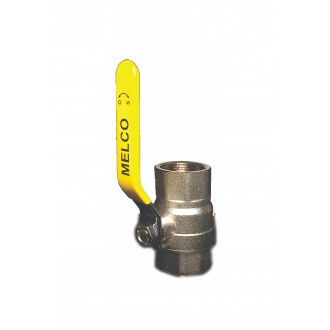 BALL VALVE FULL BORE FXF BRASS (NP)