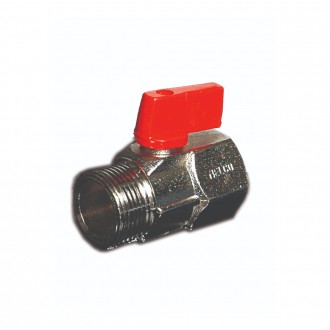 MINI BALL VALVE MIXFI DZR (CP)