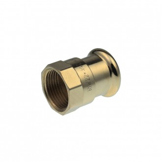 COUPLING FEMALE THREADED RYW