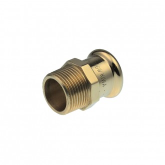 COUPLING MALE THREADED RYW