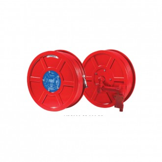 "HOSE REEL DRUM SWING 25MM OUTLET MS22""X7"""