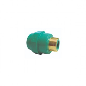 COUPLING MALE THREADED PN 25